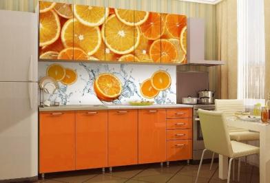 """Кухня """"Море апельсинов"""""""