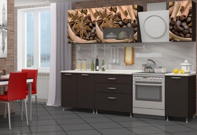 """Кухня """"Кофейные зерна"""""""